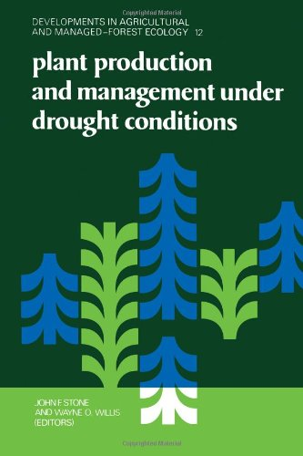 Plant Production and Management Under Drought Conditions: