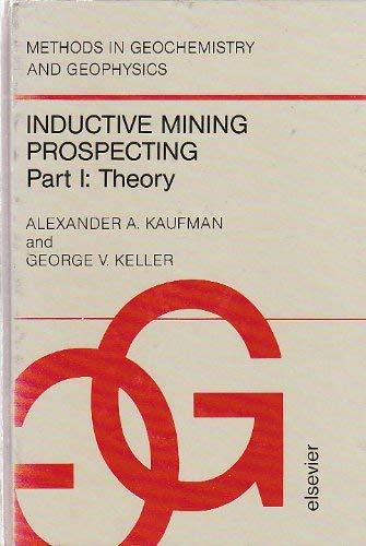 9780444422712: Inductive Mining Prospecting, Part 1: Theory