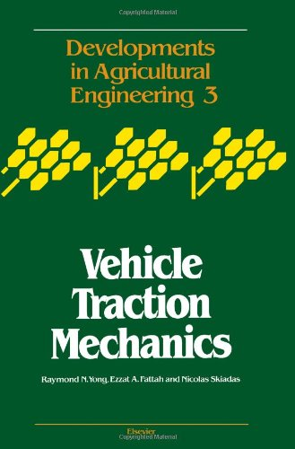 9780444423788: Vehicle Traction Mechanics (Developments in Agricultural Engineering, 3)