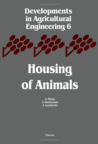 9780444425287: Housing of Animals: Construction and Equipment of Animal Houses