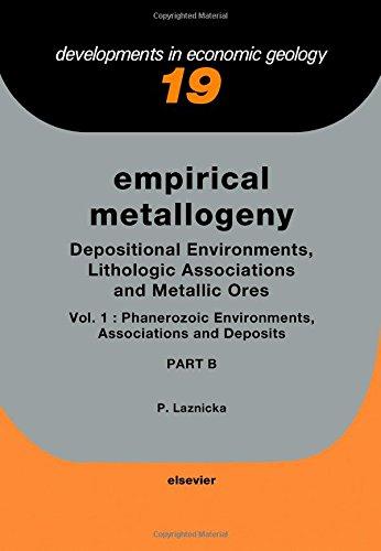 9780444425539: Empirical metallogeny: Depositional environments, lithologic associations, and metallic ores (Developments in economic geology)