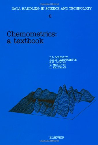 9780444426604: Chemometrics, Volume 2: A Textbook (Data Handling in Science and Technology)