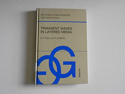 9780444428080: Transient Waves in Layered Media (METHODS IN GEOCHEMISTRY AND GEOPHYSICS)