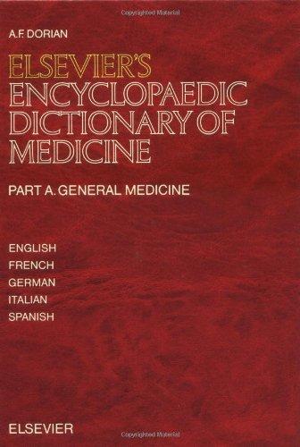 9780444428233: General Medicine (v. 1)