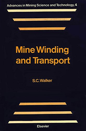 9780444428462: Mine winding and transport (Advances in mining science and technology)