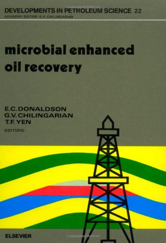 9780444428660: Microbial Enhanced Oil Recovery (Developments in Petroleum Science)