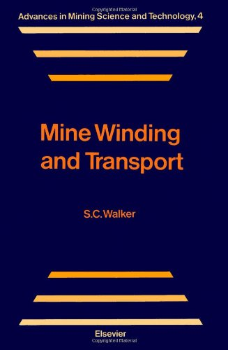 9780444430151: Mine Winding and Transport