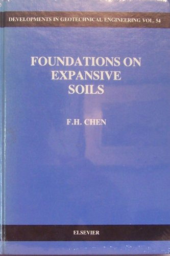 9780444430366: Foundations on Expansive Soils, Second Edition (Developments in Geotechnical Engineering)