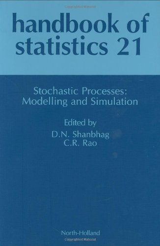 9780444500137: Stochastic Processes: Modeling and Simulation, Volume 21 (Handbook of Statistics)