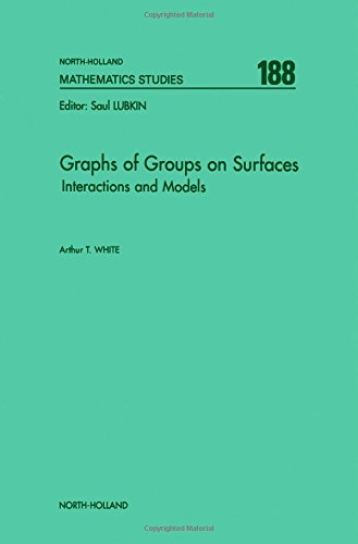 Graphs of Groups on Surfaces, Volume 188: A.T. White