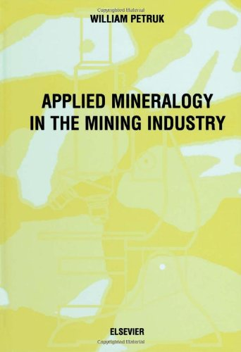 9780444500779: Applied Mineralogy in the Mining Industry