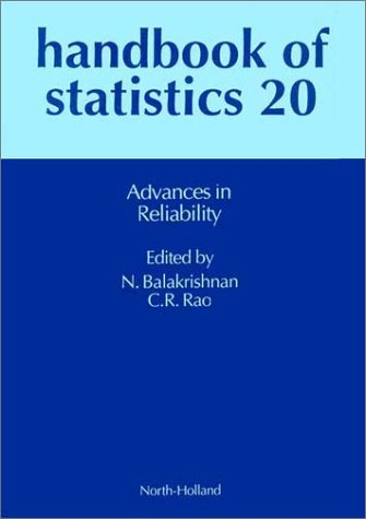 9780444500786: Advances in Reliability, Volume 20 (Handbook of Statistics)