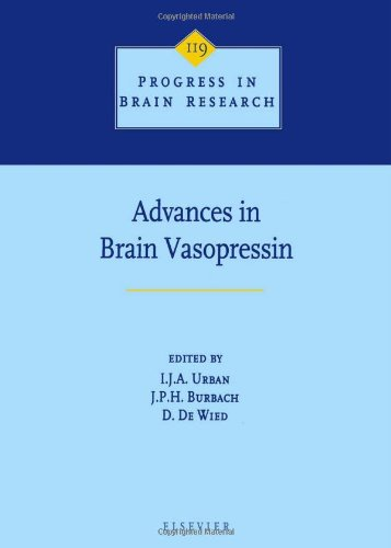 9780444500809: Advances in Brain Vasopressin, Volume 119 (Progress in Brain Research)