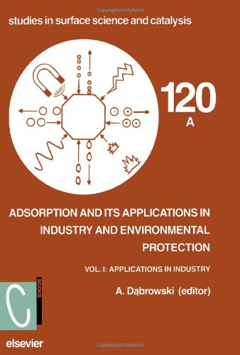 9780444501653: Applications in Industry, Volume 120A (Adsorption and its Applications in Industry and Environmental Protection)