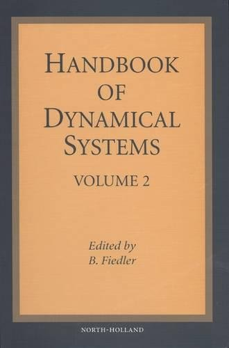 9780444501684: Handbook of Dynamical Systems, Volume 2