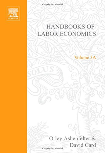 9780444501875: Handbook of Labor Economics, Volume 3A