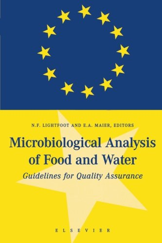9780444502032: Microbiological Analysis of Food and Water: Guidelines for Quality Assurance
