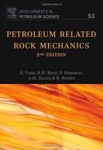 9780444502605: Petroleum Related Rock Mechanics