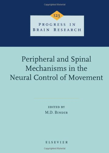 Peripheral and Spinal Mechanisms in the Neural Control of Movement, Volume 123 (Progress in Brain ...