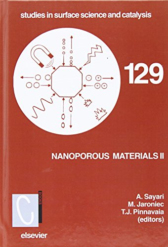 9780444503213: Nanoporous Materials 2: Proceedings of the 2nd Conference on Access in Nanoporous Materials