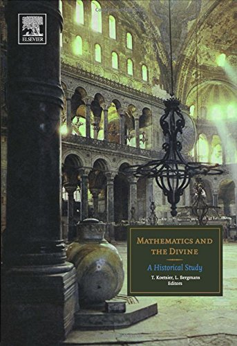 9780444503282: Mathematics and the Divine: A Historical Study