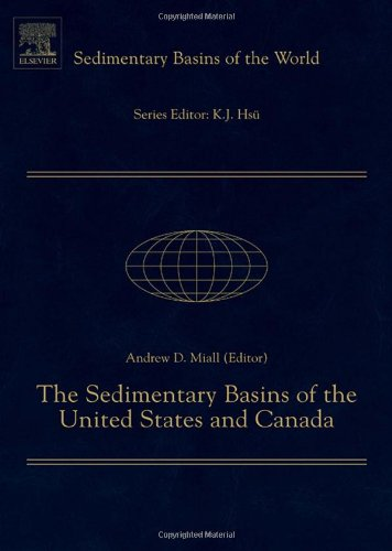 9780444504258: The Sedimentary Basins of the United States and Canada, Volume 5 (Sedimentary Basins of the World)