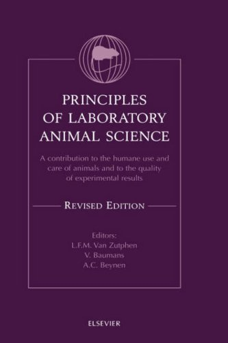 9780444506122: Principles of Laboratory Animal Science, Revised Edition: A contribution to the humane use and care of animals and to the quality of experimental results