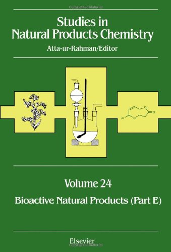 9780444506436: Bioactive Natural Products (Part E): V24