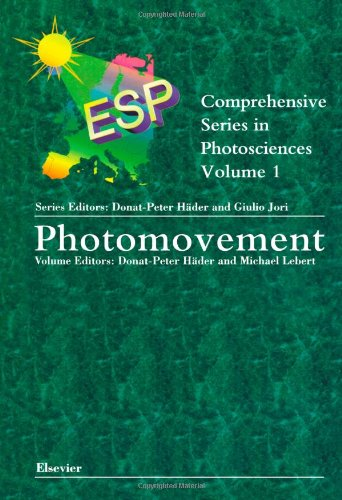 9780444507068: Photomovement: Volume 1 (Comprehensive Series in Photosciences)