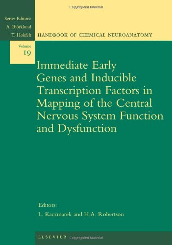 Immediate Early Genes and Inducible Transcription Factors in Mapping of the Central Nervous System ...