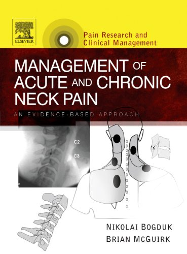 9780444508461: Management of Acute and Chronic Neck Pain: An Evidence-based Approach, 1e