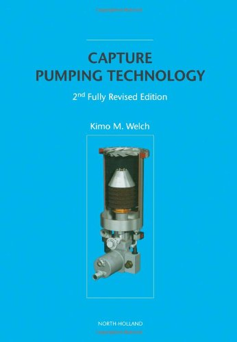 Capture Pumping Technology, Second Edition: North Holland