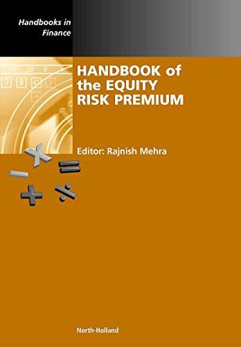 9780444508997: Handbook of the Equity Risk Premium