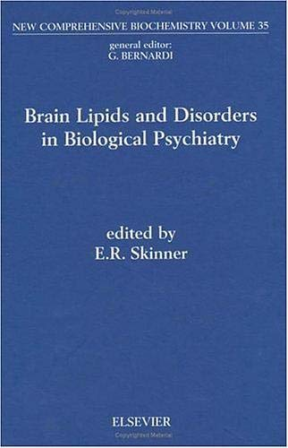 9780444509222: Brain Lipids and Disorders in Biological Psychiatry, Volume 35 (New Comprehensive Biochemistry)