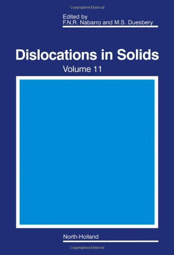 9780444509666: Dislocations in Solids, Volume 11