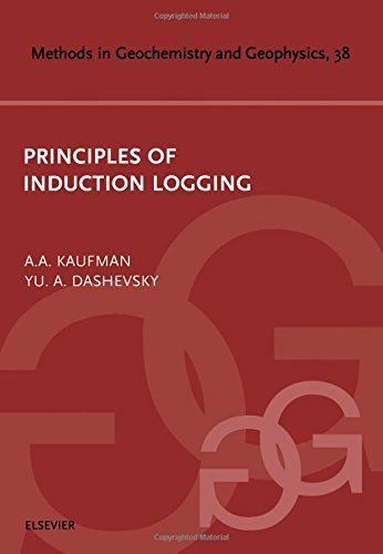 9780444509833: Principles of Induction Logging, Volume 38 (Methods in Geochemistry and Geophysics)
