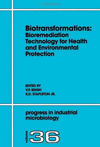 Biotransformations: Bioremediation Technology for Health and Environmental: Singh, V. P.,