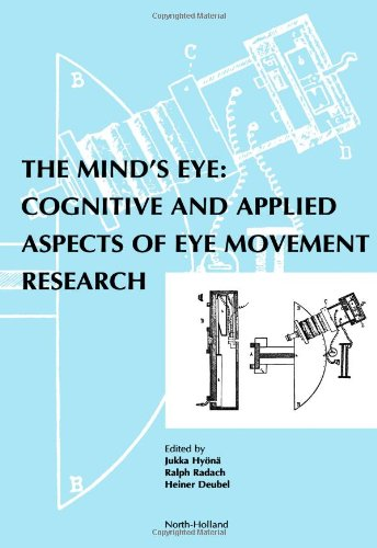 9780444510204: The Mind's Eye: Cognitive and Applied Aspects of Eye Movement Research