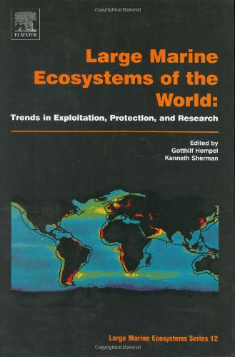 9780444510273: Large Marine Ecosystems of the World: Trends in Exploitation, Protection, and Research