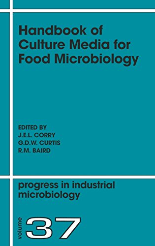 9780444510846: Handbook of Culture Media for Food Microbiology, Second Edition, Volume 37 (Progress in Industrial Microbiology)