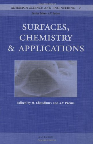 9780444511409: Adhesion Science and Engineering: Surfaces, Chemistry and Applications (Annals of Discrete Mathematics)