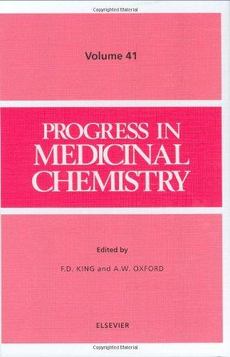 Progress in Medicinal Chemistry : Volume 41: King, F.D., Ed.