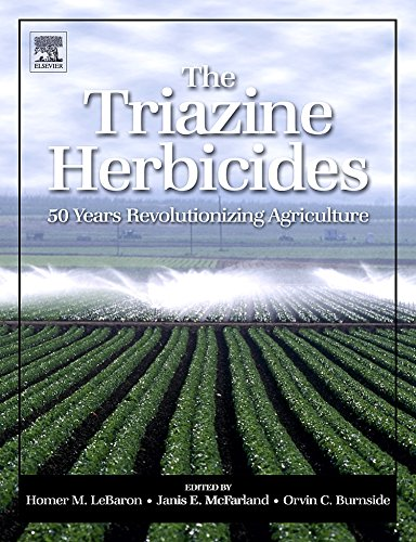 9780444511676: The Triazine Herbicides (Chemicals in Agriculture Series)