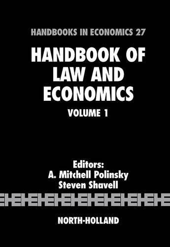 9780444512352: Handbook of Law and Economics, Volume 1