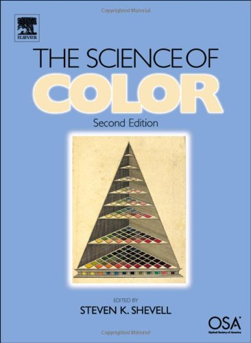 9780444512512: The Science of Color