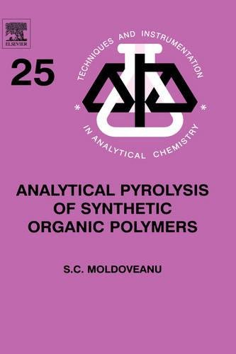 9780444512925: Analytical Pyrolysis of Synthetic Organic Polymers, Volume 25 (Techniques and Instrumentation in Analytical Chemistry)