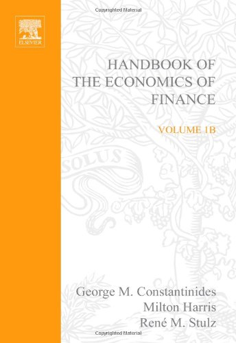 9780444513632: Handbook of the Economics of Finance: Financial Markets and Asset Pricing: 001b