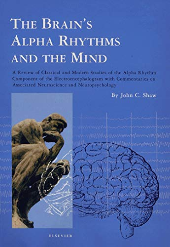 9780444513977: The Brain's Alpha Rhythms and the Mind: A review of classical and modern studies of the alpha rhythm component of the electroencephalogram with ... associated neuroscience and neuropsychology