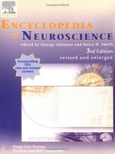 9780444514325: Encyclopedia of Neuroscience, Third Edition, Third Edition