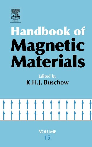 9780444514592: Handbook of Magnetic Materials, Volume 15